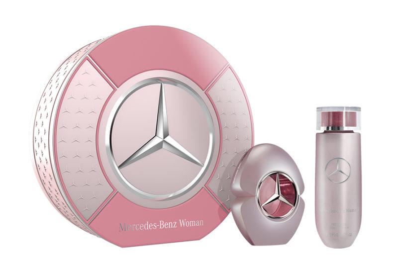 Mercedes-Benz Woman EdT Szett