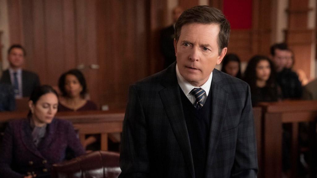 Michael J. Fox A kijelölt túlélő című filmben
