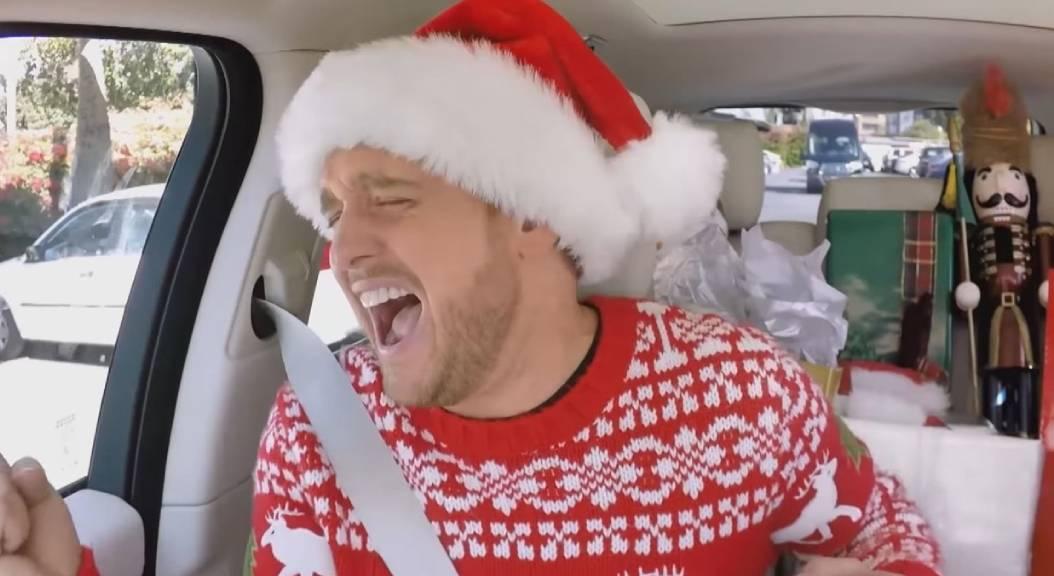 Michael Bublé karácsony