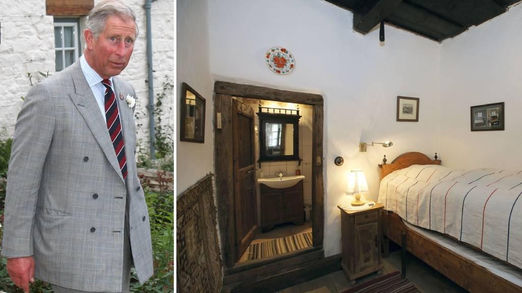 Károly herceg házai