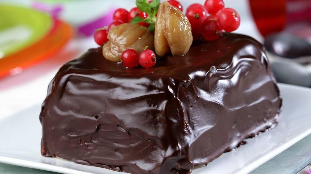 gesztenyés sütemény karácsonyra