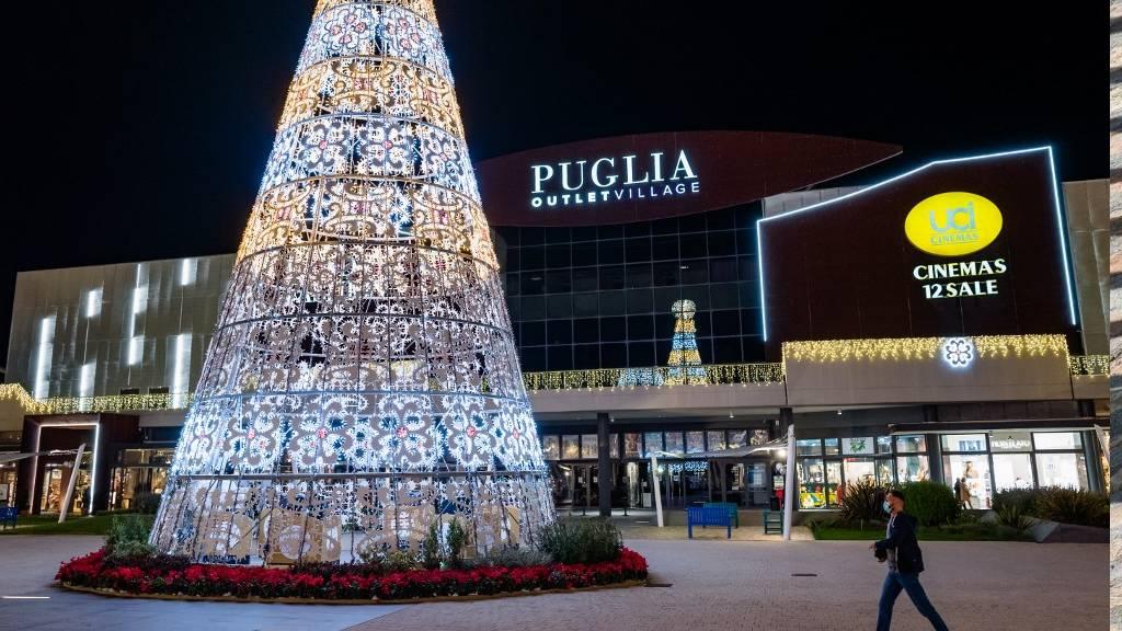 karácsonyfa Olaszországban