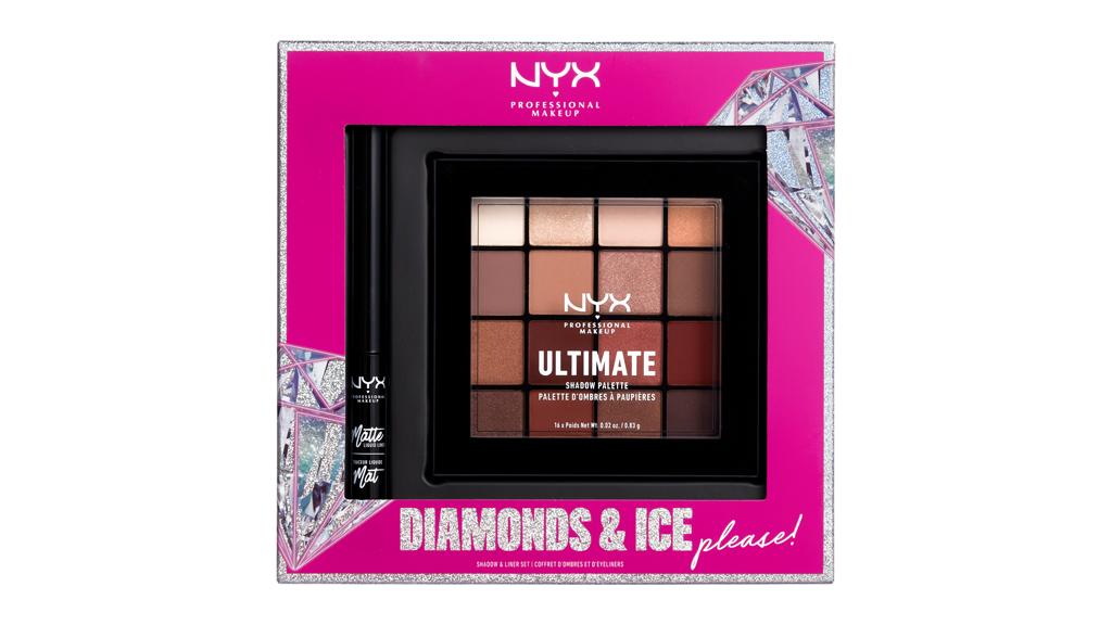NYX Professional Makeup Diamonds & Ice Eye Sminkszett