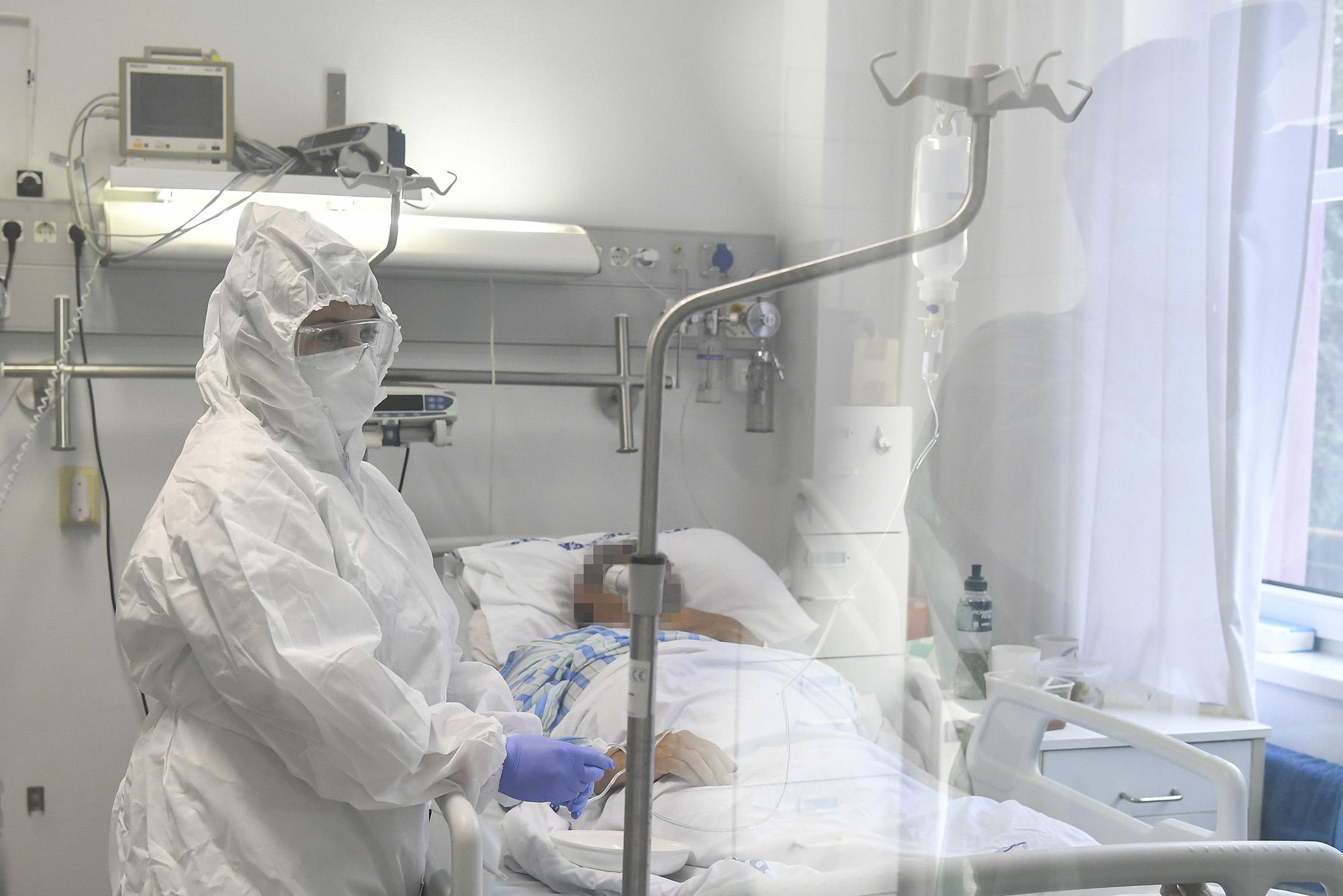 Koronavírus-kezelés