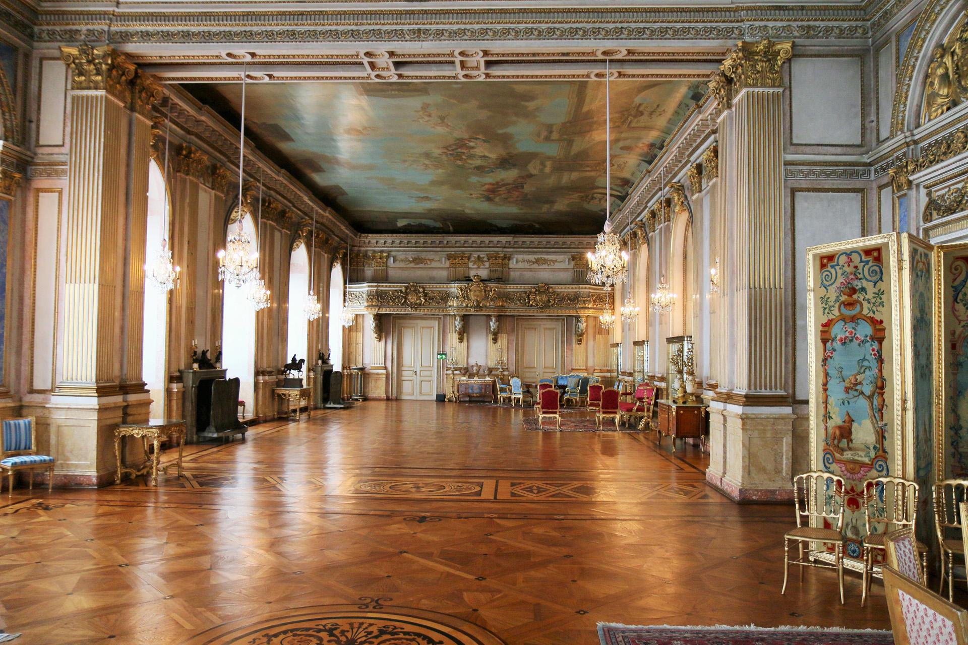 A svéd királyi család hivatalos lakhelye