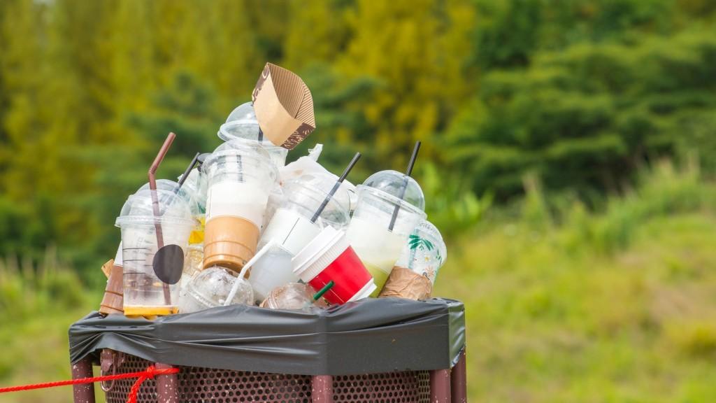 Sok műanyag a szemétben (fotó: poliloop vespucci partners)