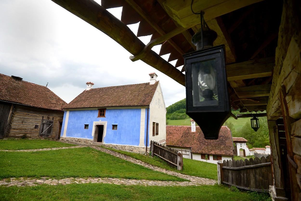 Károly herceg birtoka Erdélyben