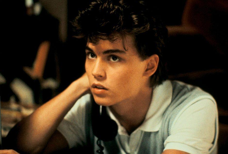 Johnny Depp első nagysikerű filmje a Rémálom az Elm utcában