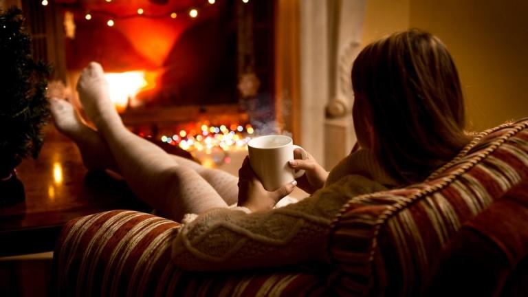 semmi sem kerül, hogy a hőérzeted melegebb fényekkel és színekkel javítsd (fotó: profimedia.hu)