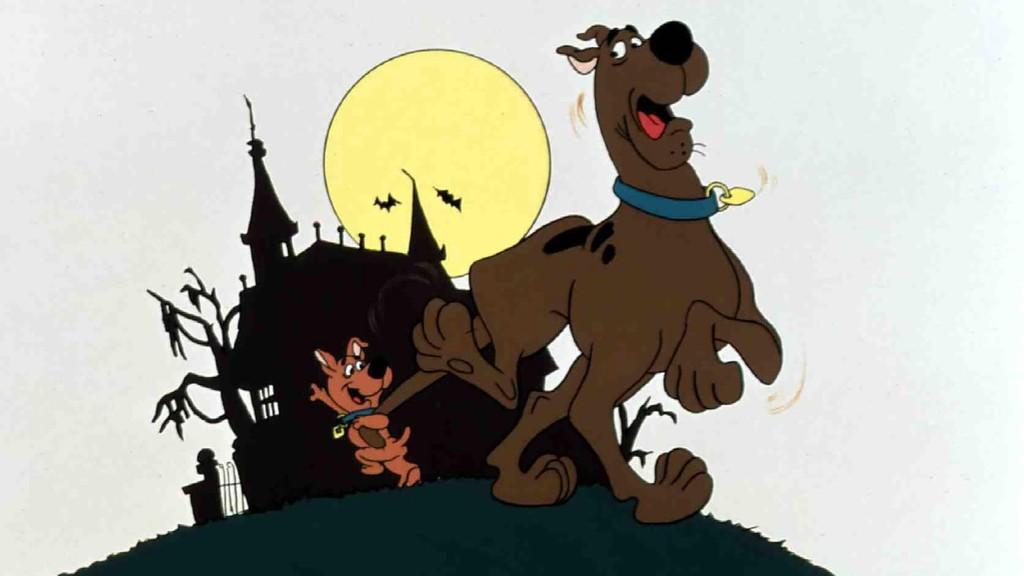 Egy eredeti Scooby-Doo rajz még 1969-ből (fotó: Profimédia)