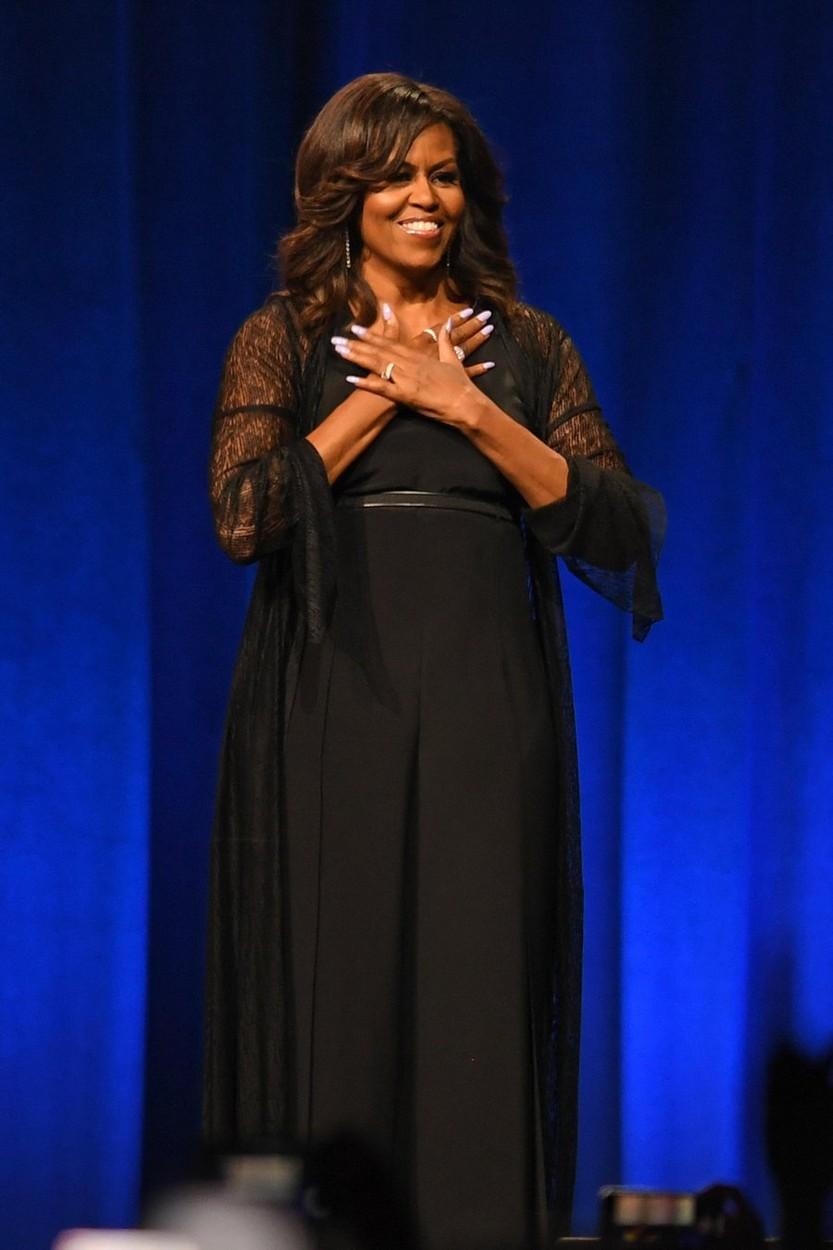 Michelle Obama 2020-ban