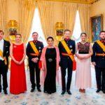 Disney-kastély a pinduri nagyhercegségben