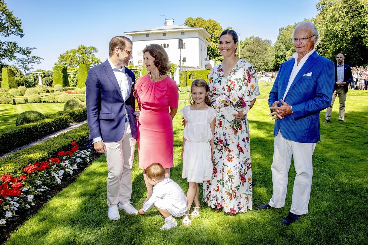 Solliden Palota, a svéd uralkodók nyaralója