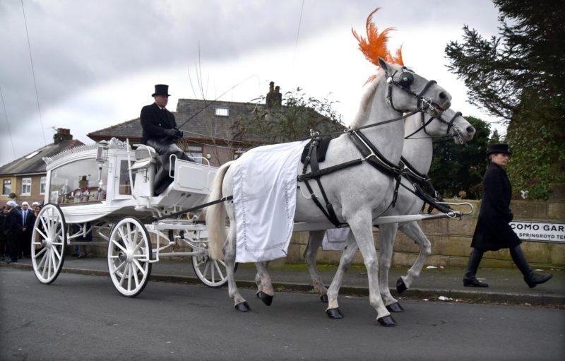 Katari Chand temetése