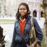 Michelle Obama fiatalon