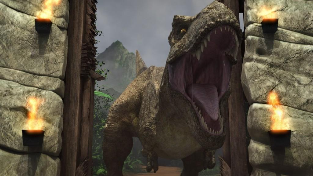 Részlet a Jurassic World Netflixes animációs sorozatból (fotó: Profimédia)
