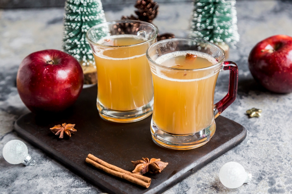Készíts puncsot karácsonykor