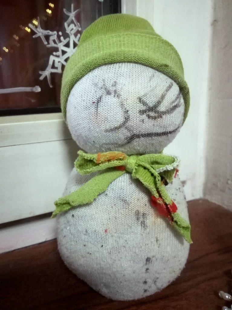 Hóember a Karácsonyi Lidércnyomásból