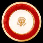 Elnöki porcelánok a Fehér Házban