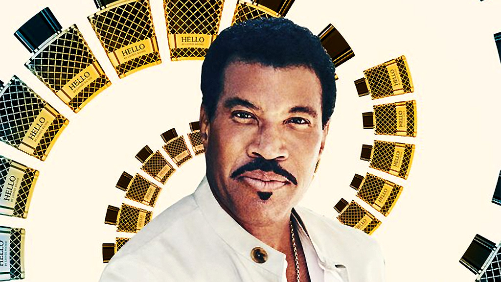 Lionel Richie parfümje az énekes esszenciája