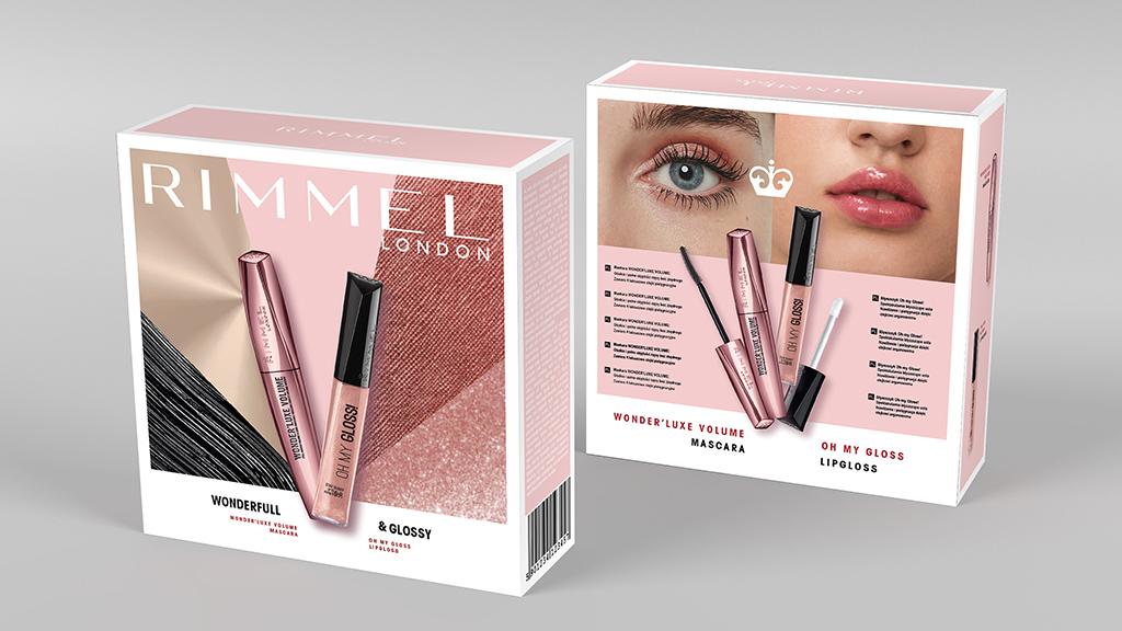 Rimmel Wonderfull & Glossy Csomag