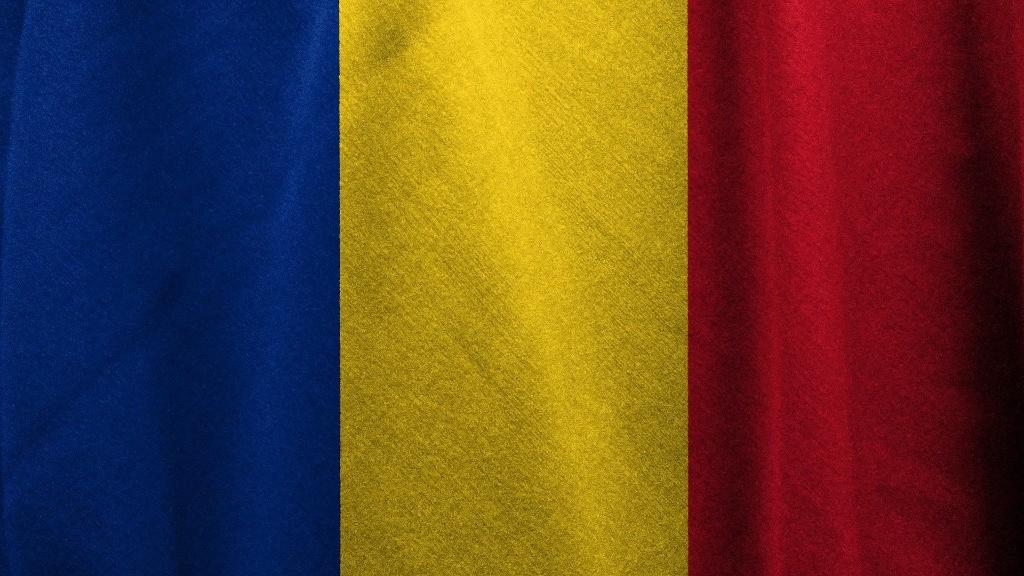 Románia zászlaja (fotó: Pixabay)