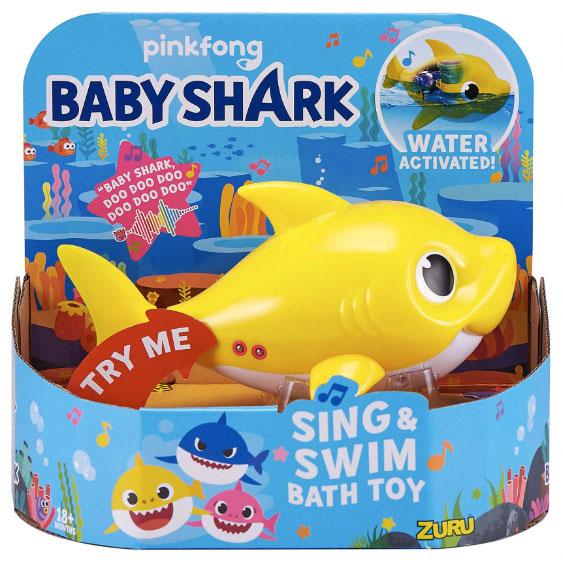 Tábortűzdalból világsláger: a Baby Shark-sztori