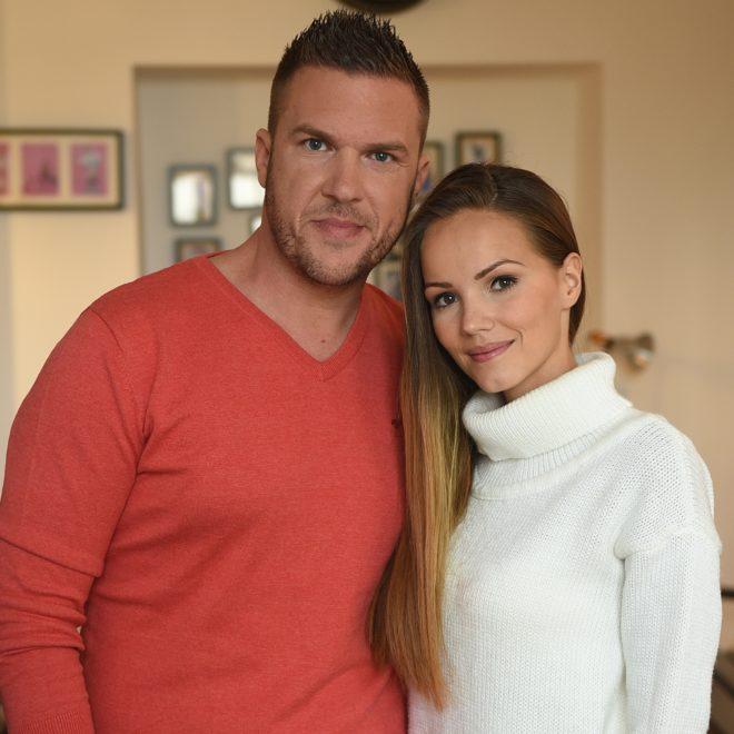 Kasza Tibor és Darai Andrea