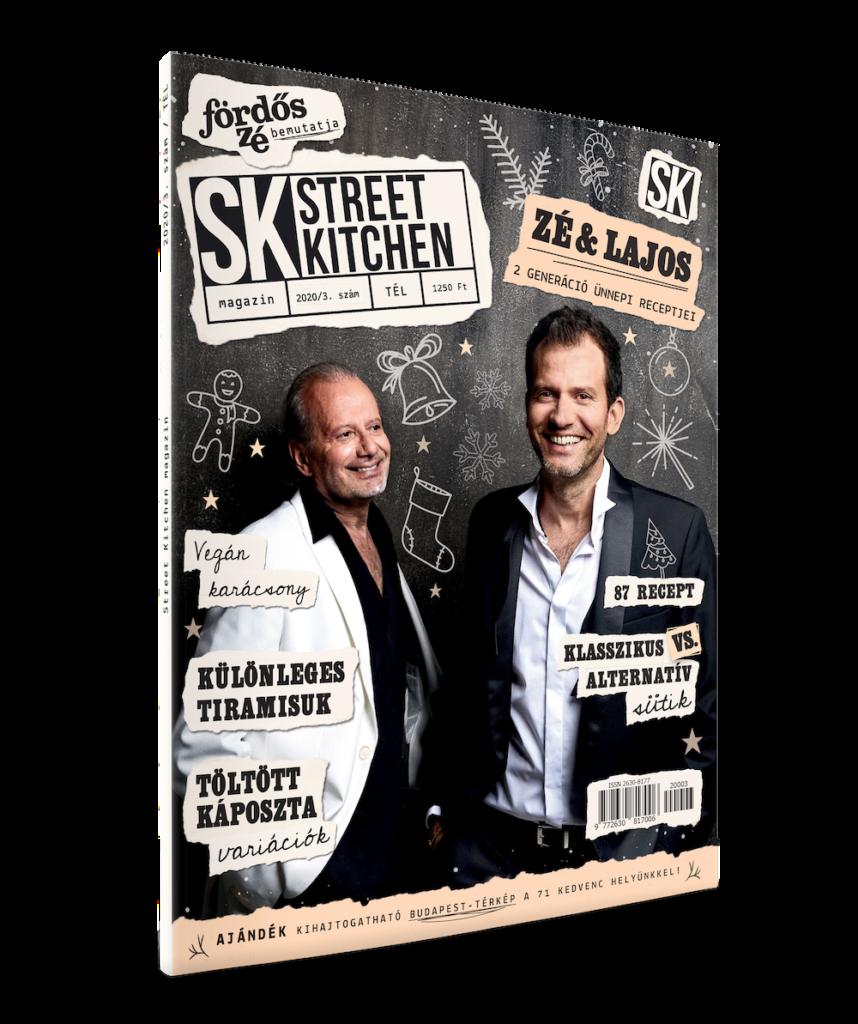 A Street Kitchen idei ünnepi lapszáma