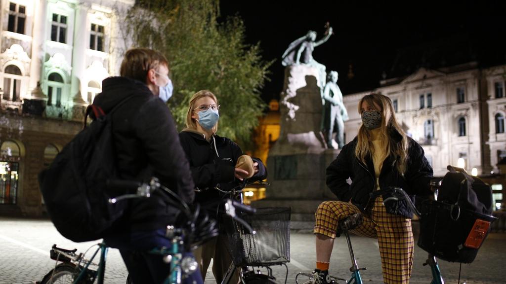 Koronavírus: Szlovéniában a tömegközlekedést is leállítják