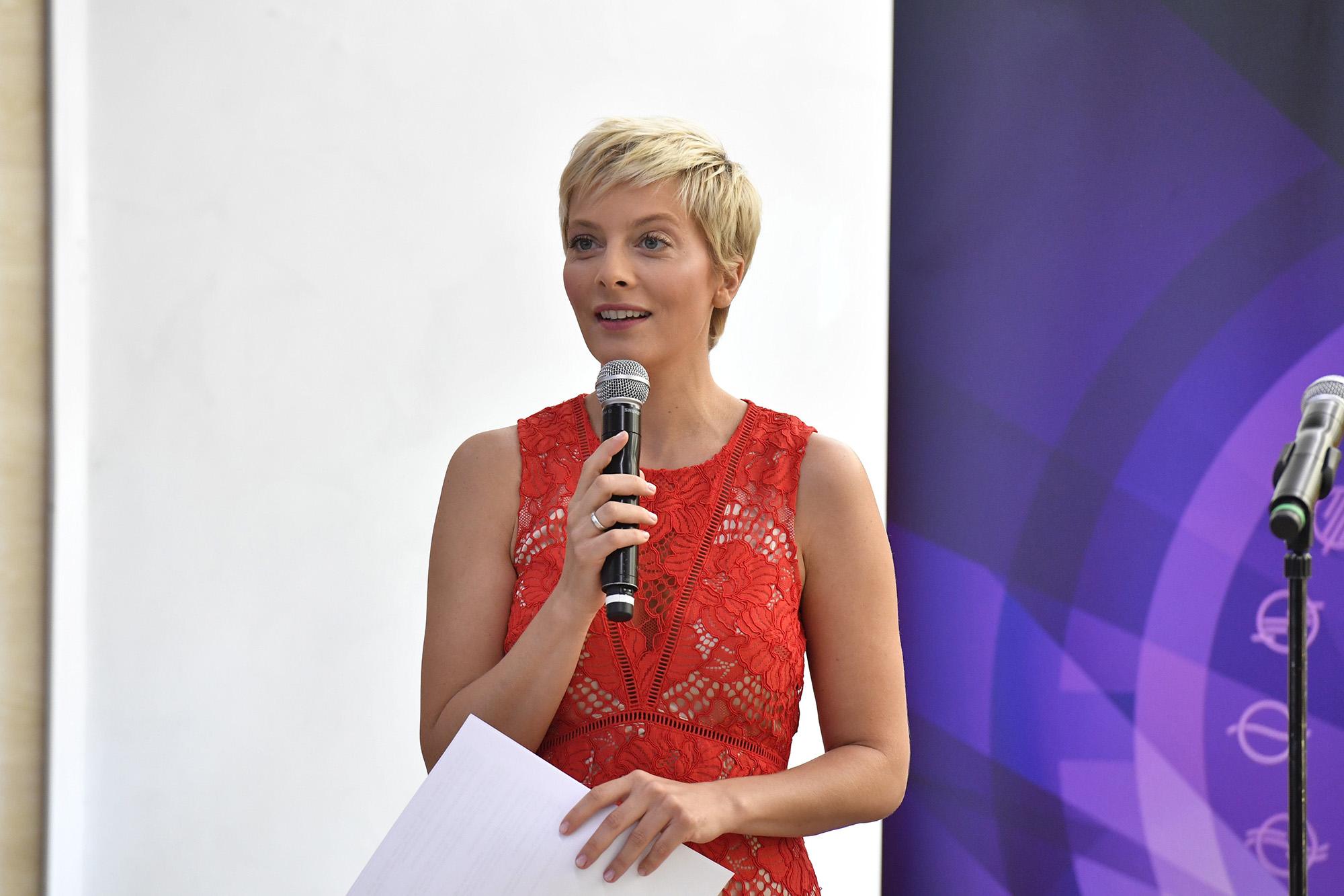 Tatár Csilla 2017-ben (fotó: MTI/Zih Zsolt)