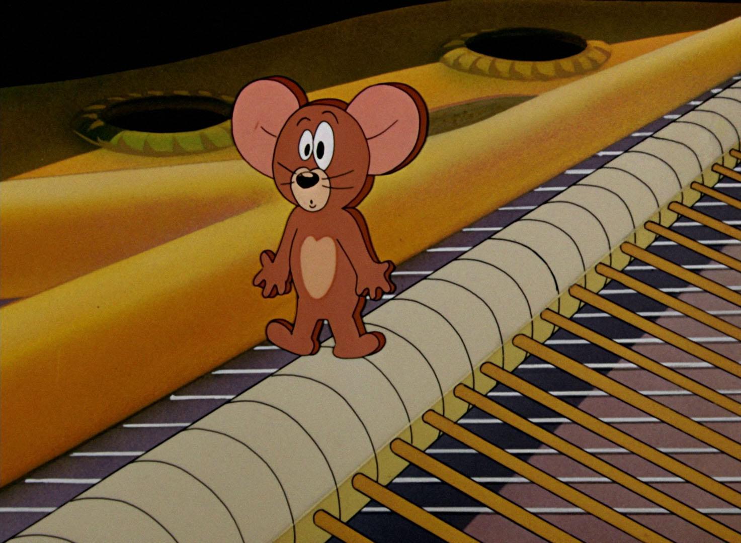 Tom, Jerry és Tapsi Hapsi is szépen játszotta a Liszt-rapszódiát, de csak az egyik előadás ért Oscar-díjat