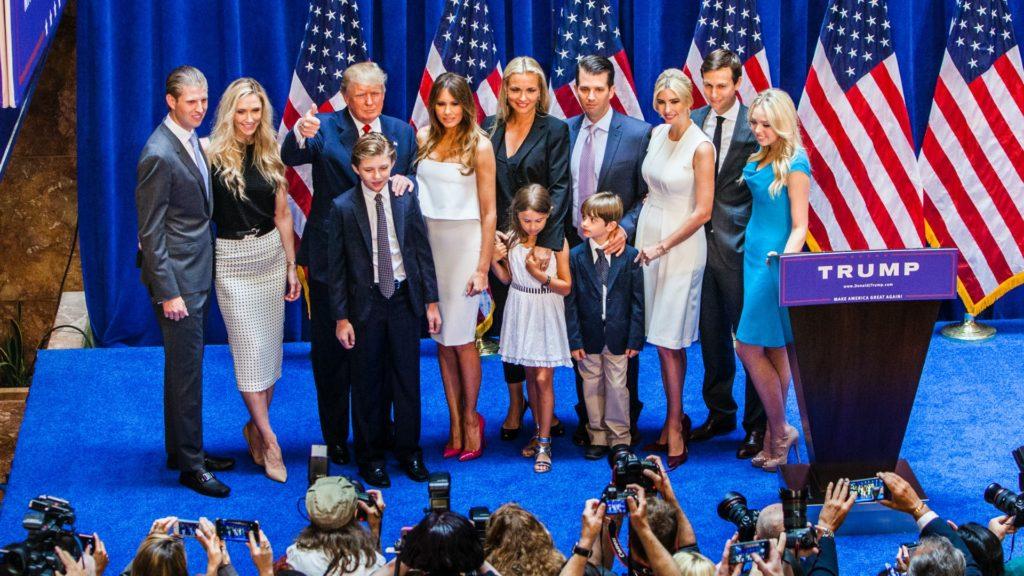Donald Trump családja