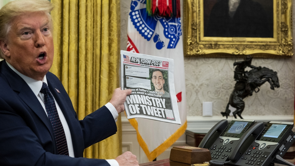 Donald Trump népszerűtlenebb a Twitteren