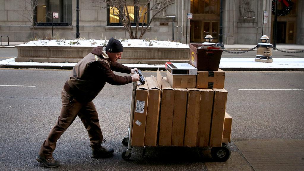 Egy boltzár beteheti az ajtót a karácsonyi csomagküldésnek