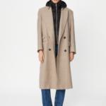 Oversize kabát