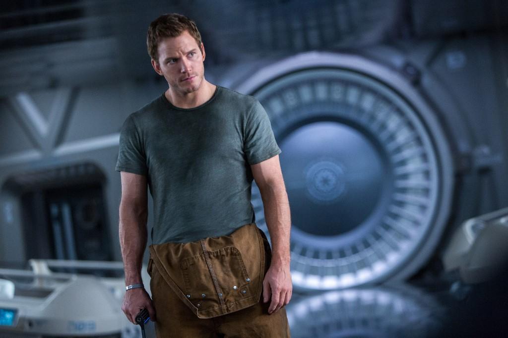 Chris Pratt (Fotó: Passengers, PHOTO 12)