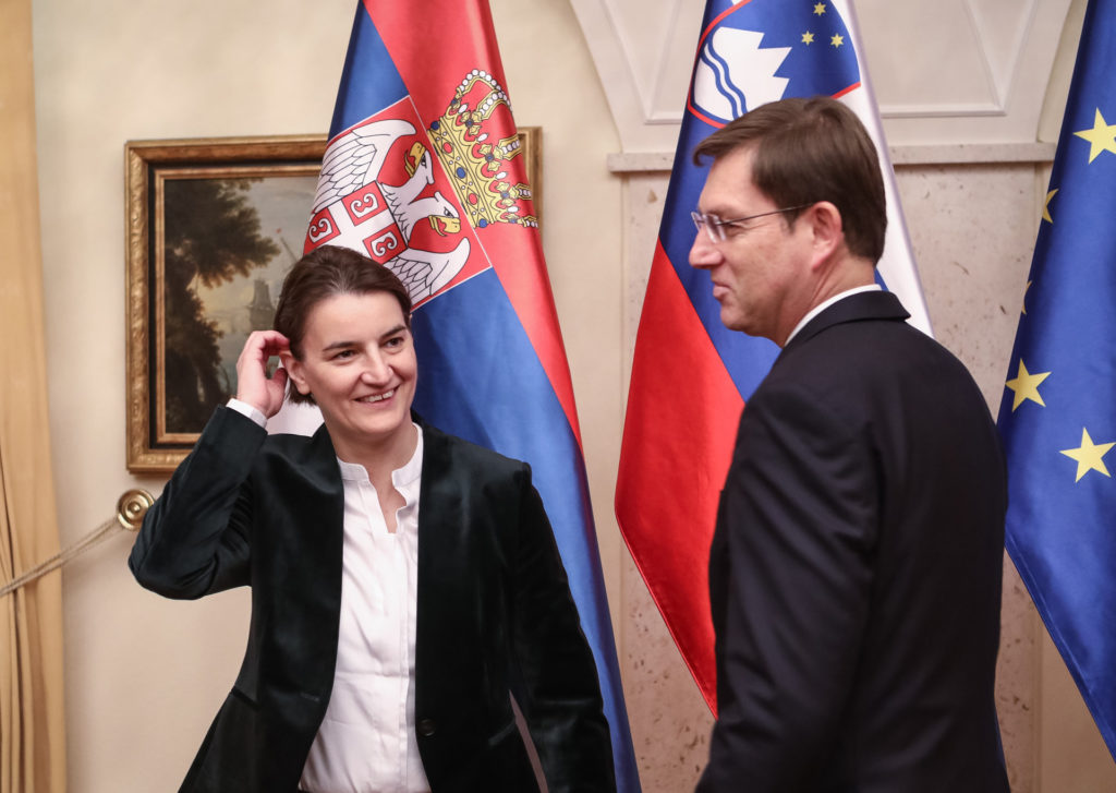 Ana Brnabić szerb miniszterelnök