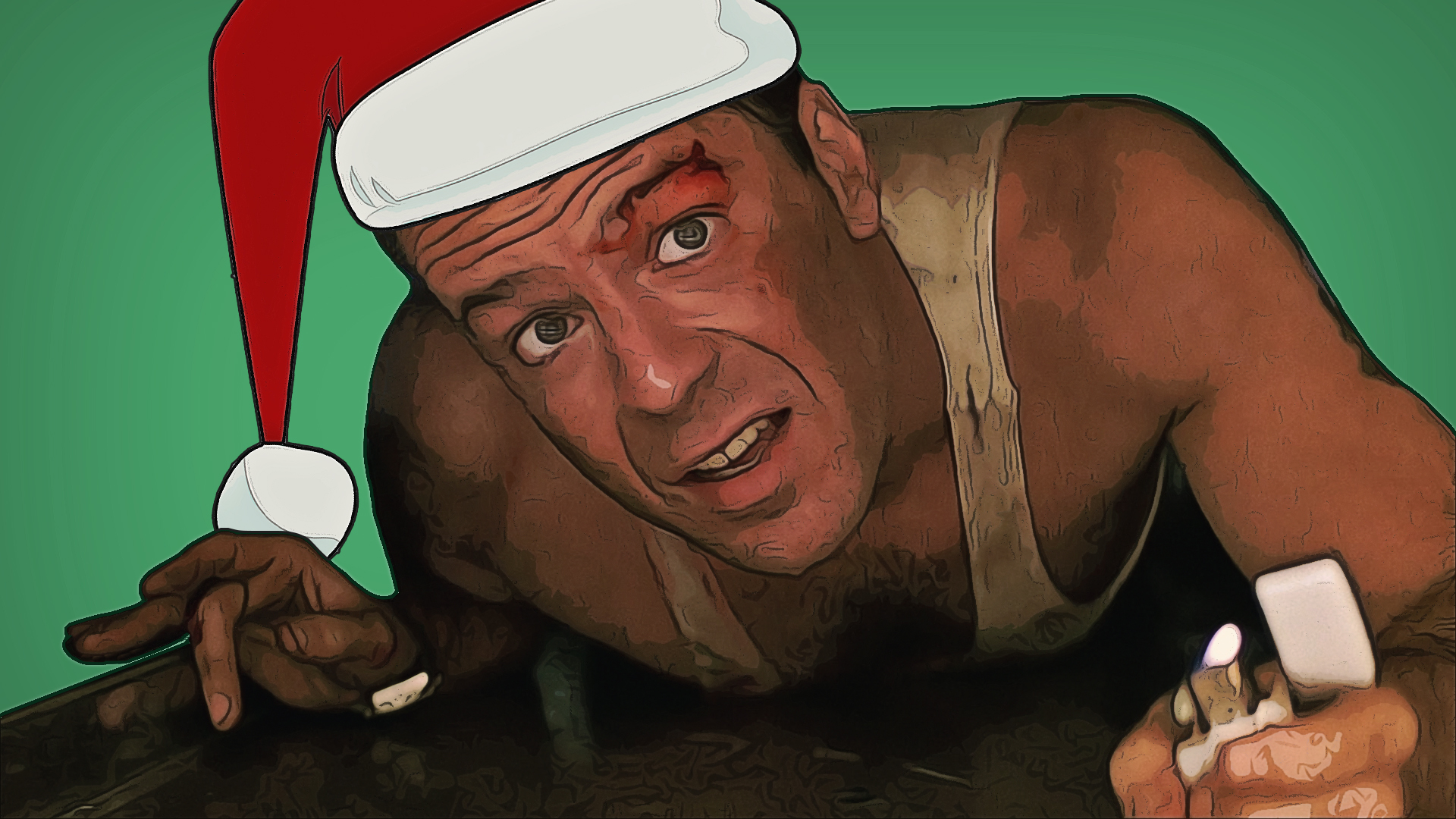 Ömlik a nyálas romantika a karácsonyi filmekből, nézzünk inkább Die Hardot!
