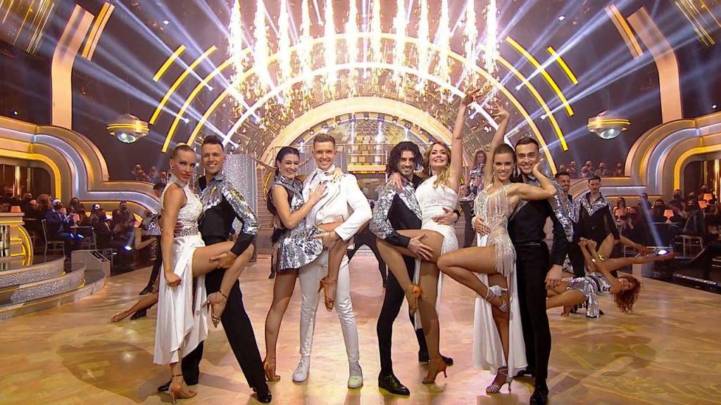 A döntőbe jutott párosok a Dancing with the Stars 2020-as versenyében (Fotó: TV2)