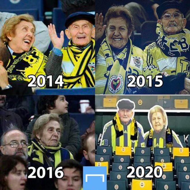 Így búcsúzik a török focicsapat régi szukolóitól.