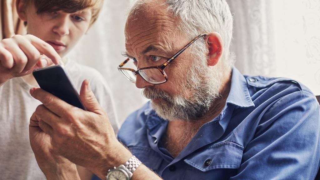 Nagyszülők és az internet