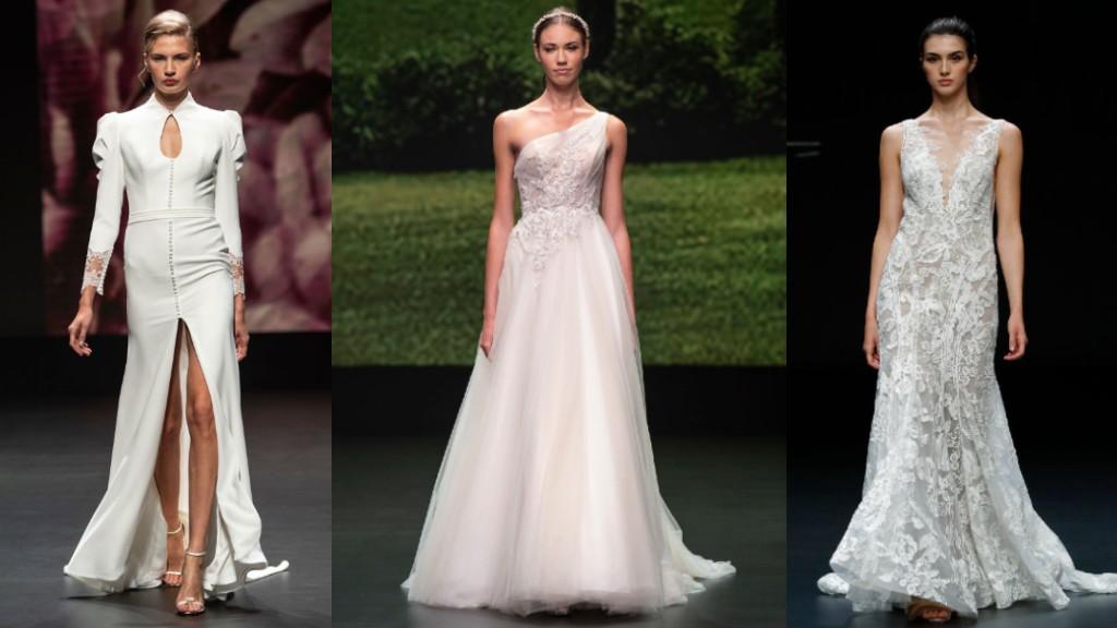 Menyasszonyi ruhák 2021