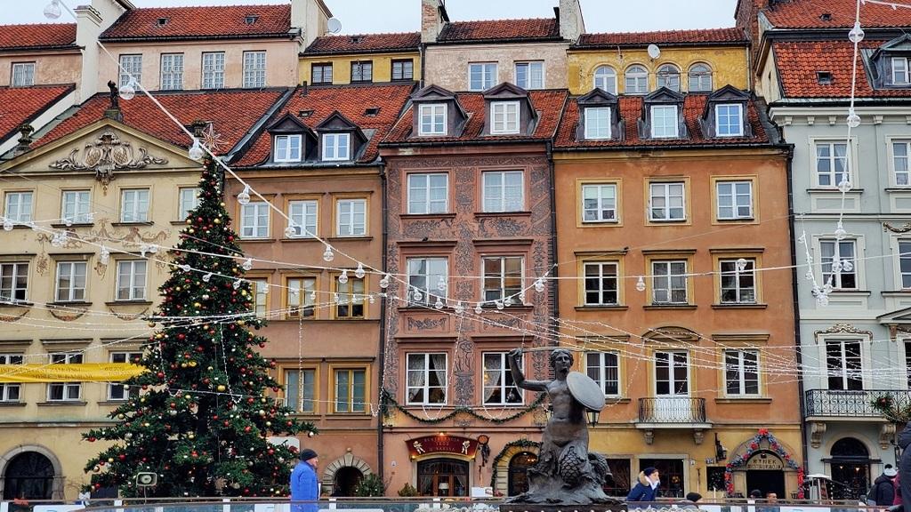 Litván karácsonyfa