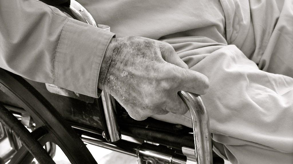 Az idősotthon majdnem minden gondozottja megfertőződött (fotó: Pixabay)