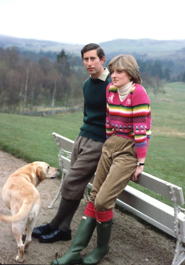 Diana hercegnő és Károly herceg