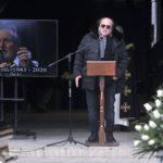 Benkő László temetése