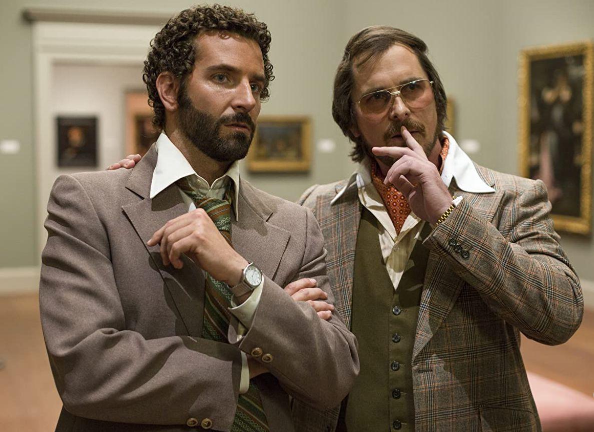 Bradley Cooperen nem fog az idő
