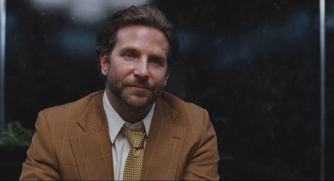 Bradley Cooper régen és ma