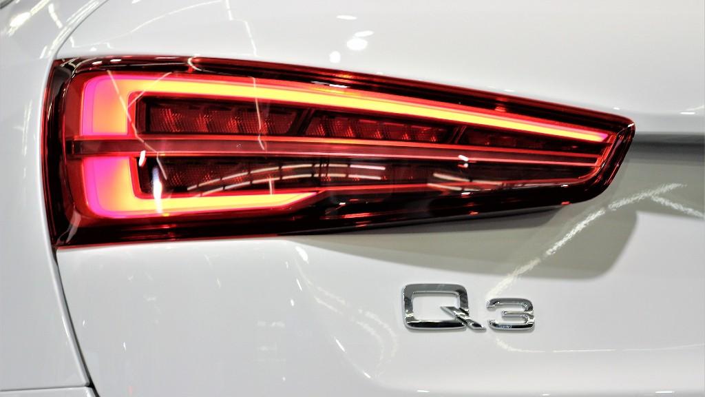 Egy Audi Q3-as - részlet (fotó: Pixabay)
